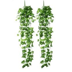 Sarmaşıklar ve Sarkan Bitki Görünümlü Yapay Ürünler
