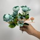 Mavi Küçük Şakayık ÇiçeğiMavi Küçük Şakayık Çiçeği