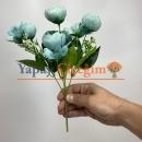 Mavi Küçük Şakayık Çiçeği