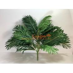 Büyük Boy Yapay Palmiye Yaprağı Demeti