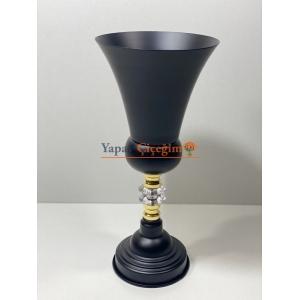 siyah vazo