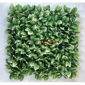 Yapay Yaprak Duvar Kaplama 50x50 cm