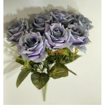 Lila Toptan Yapay Çiçek - 2151