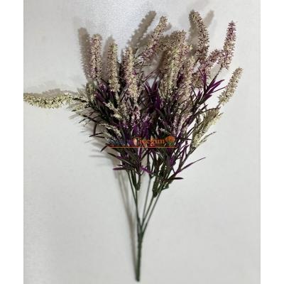 Krem Lavanta Yapay Çiçek - 2156