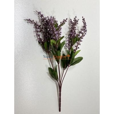 Mor Taş Lavanta - Yapay Çiçek - 2247