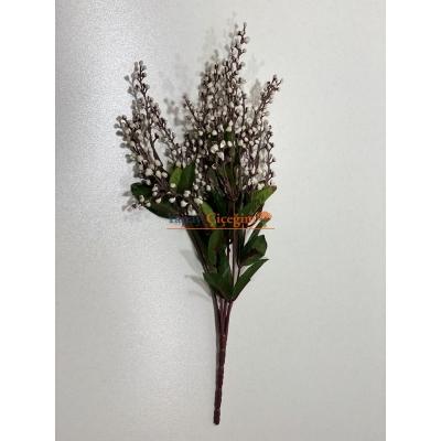 Beyaz Taş Lavanta - Yapay Çiçek - 2248