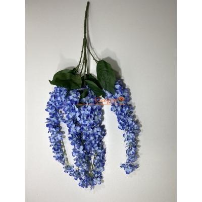 Mavi Sarkan Yapay Çiçek - 2268