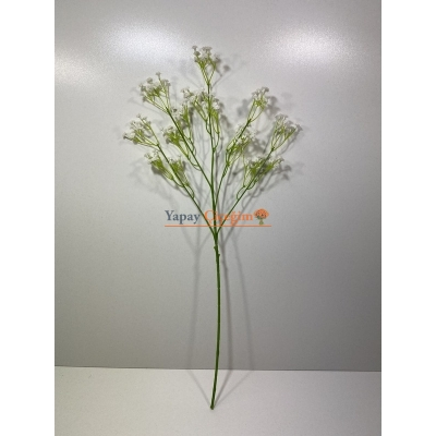 Plastik Yapay Cipso Beyaz - 2291