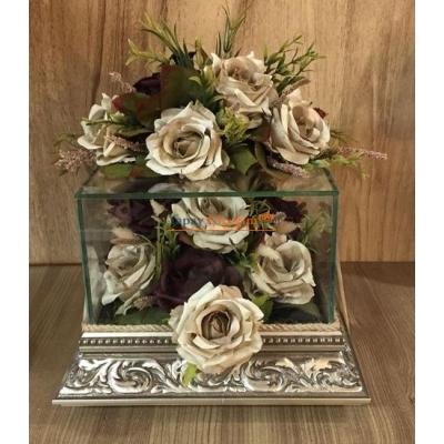 Cam Fanus ta Kız İsteme Çiçeği - 3004