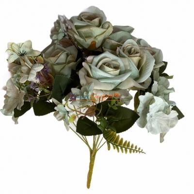 Mintyeşili Yapay Çiçek