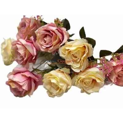 Pembe yapay Çiçek Modelleri