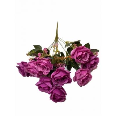 Fuşya Yapay Çiçek Modelleri
