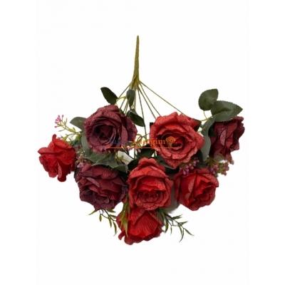 Kırmızı Yapay Çiçek ModelleriKırmızı Yapay Çiçek Modelleri