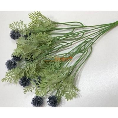 Lacivert Yapay Yıldız Çiçeği