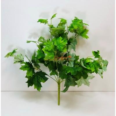 Çınar Ağacı Yaprağı Pastel Yeşil Demet