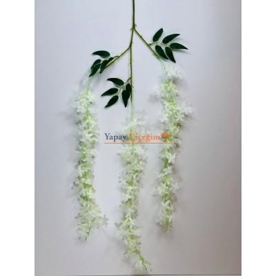 Yapay Sarkan Beyaz Sümbül Çiçeği
